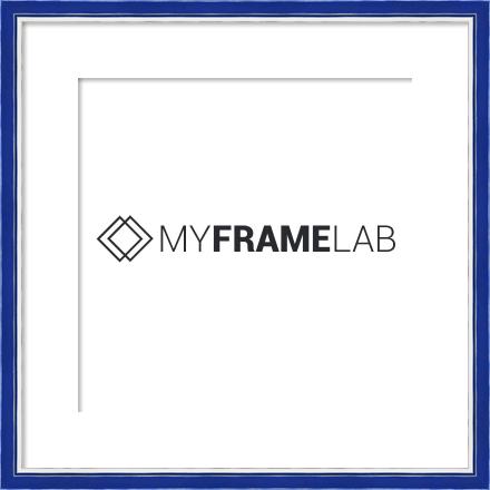 Custom frames Blue