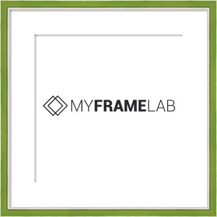 Custom frames Green