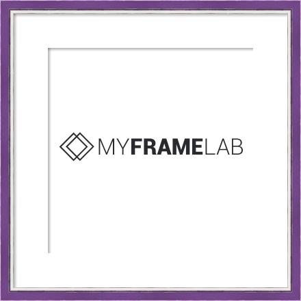 Custom frames Violet